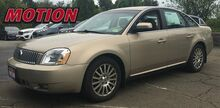 2007 Mercury Montego Premier Hackettstown NJ
