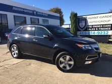 Acura MDX Tech/Entertainment Pkg NAVIGATION, REAR DVD, REAR VIEW CAMERA!!! LOADED!!! VERY CLEAN! 2011