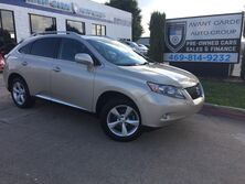 Lexus RX 350 AWD NAVIGATION LEATHER, BACK UP CAMERA, MOONROOF!!! ONE OWNER !!! 2011