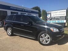 Mercedes-Benz GL450 4MATIC NAVIGATION DUAL REAR DVD, APPEARANCE PACKAGE,!!! ONE OWNER!!! 2012