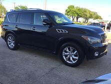 INFINITI QX56 7-passenger NAVIGATION, REAR VIEW CAMERA, DUAL REAR DVD, HEATED SEATS!!! LOADED!!! ONE OWNER!!! 2012