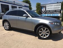 Infiniti FX35 NAVIGATION LEATHER, BOSE SOUND, MOONROOF !!! CLEAN AND LOADED !!! 2007