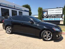 Lexus IS250 NAVIGATION LEATHER, SUNROOF!!! LEAN AND LOADED !!! 2010