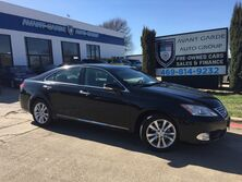 Lexus ES350 NAVIGATION HEATED AND COOLED LEATHER SEATS! SUNROOF! LOADED! ONE OWNER!!! 2011