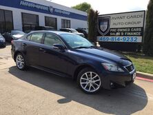 Lexus IS250 AWD NAVIGATION REAR VIEW CAMERA, HEATED AND COOLED LEATHER SEATS, SUNROOF!!! LOADED!!! 2011