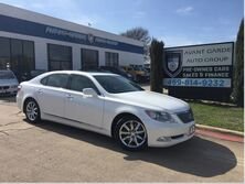 Lexus LS 460 LWB NAVIGATION, REAR VIEW CAMERA, PARKING SENSORS, MARK LEVINSON AUDIO, COOLED AND HEATED SEATS!!! LOADED!!! ONE OWNER!!! 2007