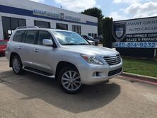 Lexus LX 570 NAVIGATION BACK UP CAMERA, HEATED AND COOLED LEATHER SEATS, MOONROOF!!! LOADED!!! 2008