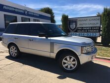 Land Rover Range Rover HSE NAVIGATION LEATHER, SUNROOF!!! SUPER CLEAN!!! LOW MILES!!! 2006