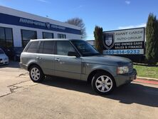 Land Rover Range Rover HSE NAVIGATION, REAR VIEW CAMERA!!! SUPER CLEAN!!! 2006