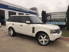 Land Rover Range Rover HSE LUX NAVIGATION, REAR VIEW CAMERA, 22 WHITE WHEELS!!! SUPER CLEAN!!! 2010