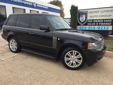 Land Rover Range Rover HSE LUX NAVIGATION, HEATED AND COOLED SEATS!!! EXTRA CLEAN!!! LOADED!!! 2010