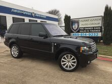 Land Rover Range Rover SC LUXURY SUPERCHARGED, NAVIGATION, REAR VIEW CAMERA, HEATED AND COOLED LEATHER!!! SUPER CLEAN !!! LOADED!!! 2012