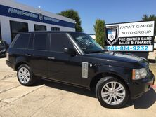 Land Rover Range Rover Supercharged HSE WESTMINSTER EDITION, NAVIGATION, REAR VIEW CAMERA, DUAL REAR DVD!!! LOADED!! TWO TONE INTERIOR!!! 2008