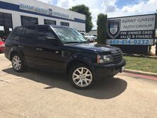 Land Rover Range Rover Sport HSE NAVIGATION LEATHER, SUNROOF, LOADED!!! 2009