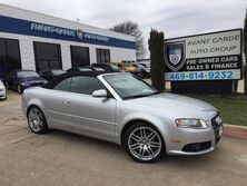 Audi A4 2.0T Cabriolet HEATED LEATHER SEATS!!! VERY CLEAN!!! LOW MILES!!! 2009