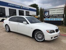 BMW 750Li SPORT PACKAGE, NAVIGATION, HEATED AND COOLED LEATHER SEATS!!! SUPER LOADED!!! VERY CLEAN!!! 2008