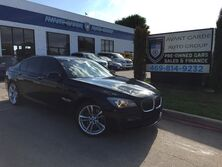 BMW 750i M SPORT NAVIGATION, REAR VIEW CAMERA, HEATED AND COOLED LEATHER SEATS, LOADED!!! EXTRA CLEAN!!! 2012