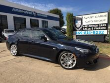 BMW 550i M SPORT NAVIGATION COMFORT ACCESS, COMFORT SEATS, SHADES, VERY RARE AND EXTRA CLEAN!!! 2010