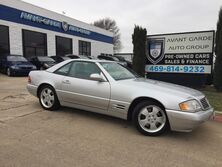Mercedes-Benz SL500 HARDTOP CONVERTIBLE VERY RARE!!! EXTRA CLEAN!!! 2000