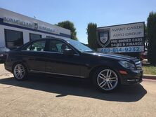 Mercedes-Benz C300 SPORT 4MATIC NAVIGATION REAR VIEW CAMERA, HEATED LEATHER, MOONROOF!!! LOADED!!! 2012