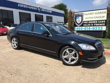 Mercedes-Benz S550 NAVIGATION, REAR VIEW CAMERA, WOOD STEERING WHEEL, HEATED AND COOLED LEATHER SEATS!!! EXTRA CLEAN!!! 2013