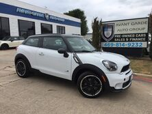 MINI Cooper Paceman AWD S ALL4 NAVIGATION, SPORT PACKAGE, PANORAMIC ROOF, HARMAN KARDON AUDIO, PANORAMIC ROOF!!! EVERY OPTION!!! 2013