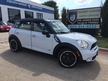 MINI Cooper Countryman S ALL4 NAVIGATION SPORT PACKAGE, PANORAMIC ROOF, LEATHER SEATS!!! HAS EVERY OPTION!!! EXTRA CLEAN!!! 2012
