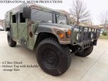 1986 American General H 1 M998*6.2 ltr Diesel*Helmet Top*Kevlar Doors*Keyed Ignition*