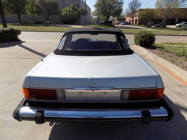 1977 Mercedes-Benz 450SL  Carrollton TX