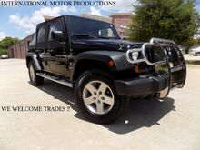 2007 Jeep Wrangler Unlimited X Carrollton TX