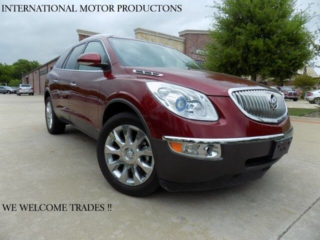 2010 Buick Enclave **LOADED** CXL w/2XL **GORGEOUS** Carrollton TX