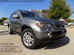2006 BMW X5 3.0 Panoramic Roof