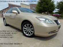 2007 Lexus ES 350 *Panoramic Roof, Navi, Rev Cam* Carrollton TX