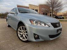 2013 Lexus IS 250 *Navigation*Reverse Cam* Carrollton TX