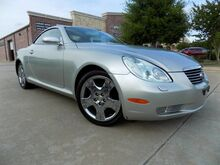 2003 Lexus SC 430 Hard Top Convertible Carrollton TX