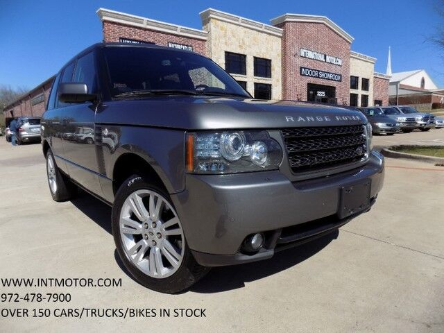 2011 Land Rover Range Rover*1-Owner,0-Accidents* HSE LUXURY Pkg Carrollton TX