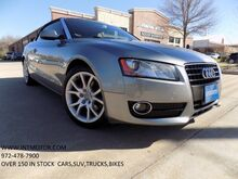 2011 Audi A5 Cabriolet Premium **1-Owner, 0-Accidents** Carrollton TX