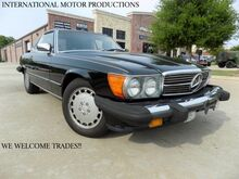 1988 Mercedes-Benz 560 Series 560SL Carrollton TX