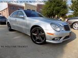 2008 Mercedes-Benz E350 4Matic*AMG Pkg*Pano Roof* *Sport*0-Accidents*
