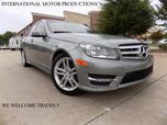 2012 Mercedes-Benz C250 Luxury