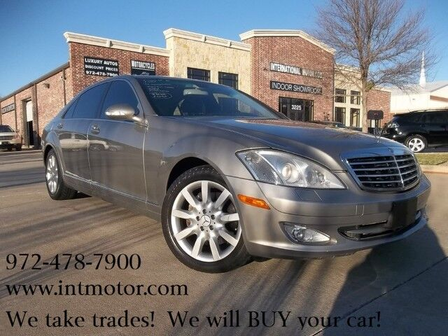 2007 Mercedes-Benz S550 **0-Accidents** Carrollton TX