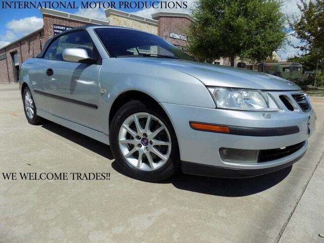 2004 Saab 9-3*Arc*Convertible* *1-Own,0-Accidents* Carrollton TX