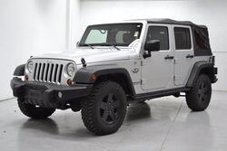 Jeep Wrangler Unlimited Call of Duty MW3 2012