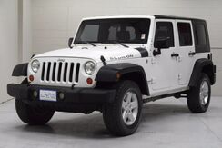 2008 Jeep Wrangler Unlimited Rubicon Englewood CO