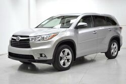 Toyota Highlander Limited Platinum 2014