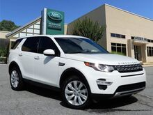 2016 Land Rover Discovery Sport HSE LUX Asheville NC