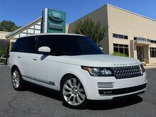 2016 Land Rover Range Rover Supercharged Asheville NC