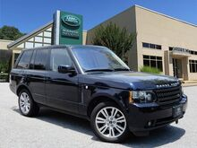 2012 Land Rover Range Rover HSE LUX Asheville NC