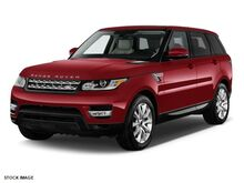 2017 Land Rover Range Rover Sport HSE Asheville NC