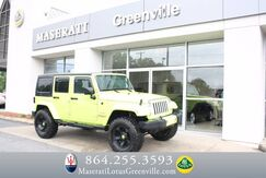 2016 Jeep Wrangler Unlimited Sahara Asheville NC
